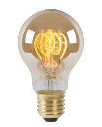 LAMP LED A60 E27/5W 260LM 2200K DIM AMBER