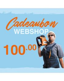 CADEAUBON WEBSHOP 100 EURO